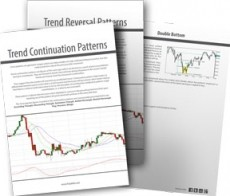 Ebook cover: Trend Reversal Patterns