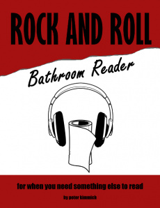 Ebook cover: The Rock and Roll Bathroom Reader