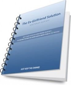 Ebook cover: The Ex-Girlfriend Solution