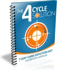 Ebook cover: The Complete 4 Cycle Solution Carb Cycling System
