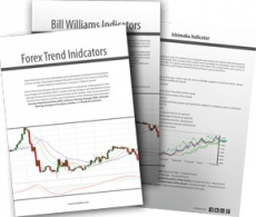 Ebook cover: Forex Trend Inidcators