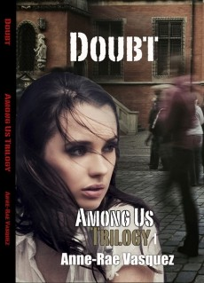 Ebook cover: Doubt, Among Us Trilogy cc ARC