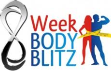 Ebook cover: 8 Week Body Blitz