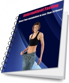 Ebook cover: Intermittent Fasting and Weight Loss