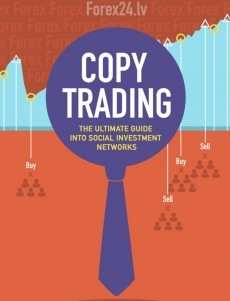 Ebook cover: Copy Trading - TOP forex trading strategy 2014