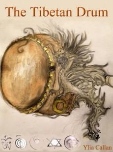 Ebook cover: The Tibetan Drum