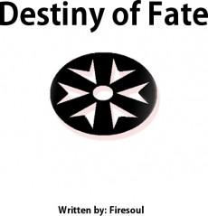 Ebook cover: The Destiny of Fate