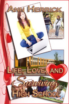 Ebook cover: Life, Love, and Surviving High School