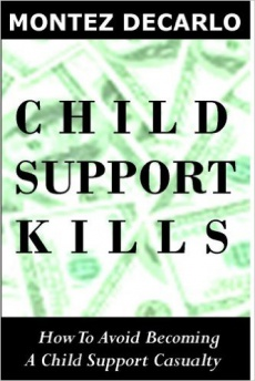 Ebook cover: Child Support Kills: How To Avoid Becoming A Child Support Casualty
