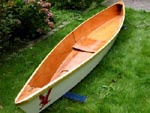 Ebook cover: Cheap Canoe Plans