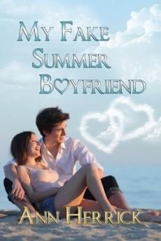 Ebook cover: My Fake Summer Boyfriend