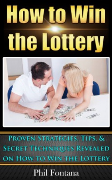 Ebook cover: How to Win the Lottery