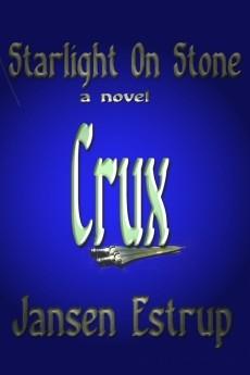 Ebook cover: Starlight On Stone CRUX