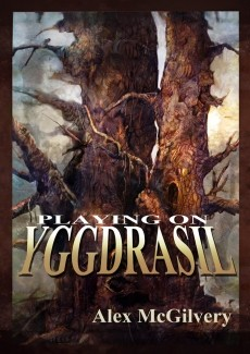 Ebook cover: Playing on Yggdrasil