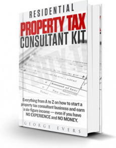 Ebook cover: Property Tax Consulting