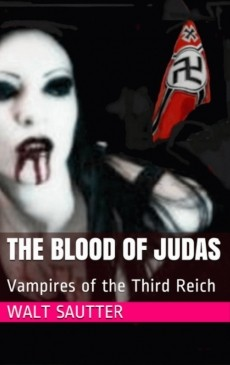 Ebook cover: The Blood of Judas