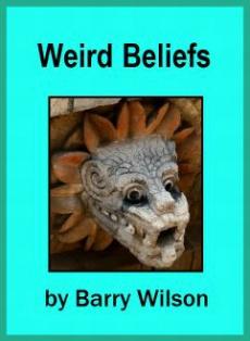 Ebook cover: Weird Beliefs