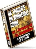 Ebook cover: UK-Traders UK Wholesale guide