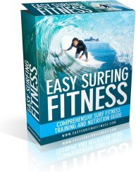 Ebook cover: Easy Surfing Fitness - PRO Surf Fitness Blueprint