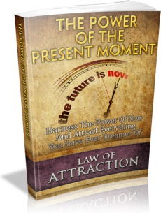 Ebook cover: Law Of Attraction - Video Course