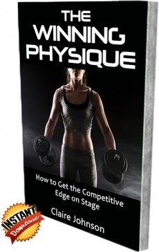 Ebook cover: The Winning Physique