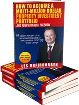 Ebook cover: How To Acquire A Multi-Million Dollar Property Investment Portfolio And Your Financial Freedom