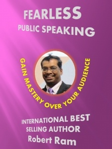 Ebook cover: Fearless Public Speaking