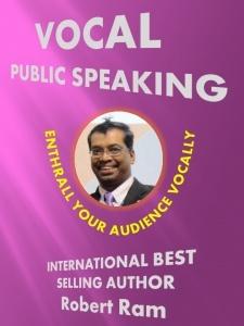 Ebook cover: Vocal Public Speaking
