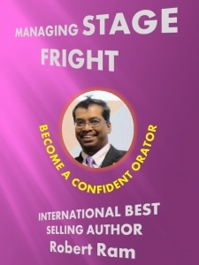 Ebook cover: Managing Stage Fright