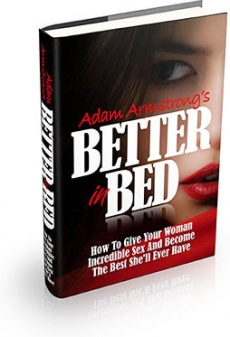Ebook cover: Better In Bed