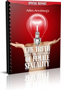 Ebook cover: The Truth About  The Psychology Of Female Sexuality