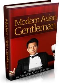Ebook cover: Modern Asian Gentleman