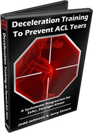 Ebook cover: Deceleration Training to Prevent ACL Tears