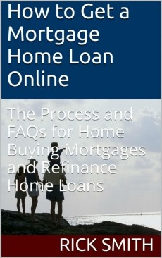 Ebook cover: How to Get a Mortgage Home Loan Online