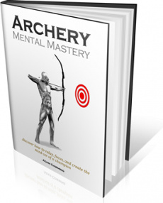 Ebook cover: Archery Mental Mastery
