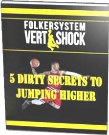 Ebook cover: Vert Shock