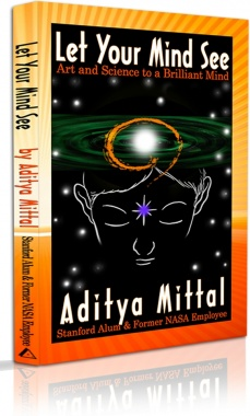 Ebook cover: Let Your Mind See