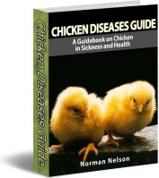 Ebook cover: Chicken Disease Guide