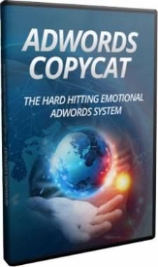 Ebook cover: Adwords Copycat