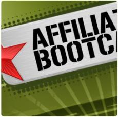 Ebook cover: Affiliate Boot Camp