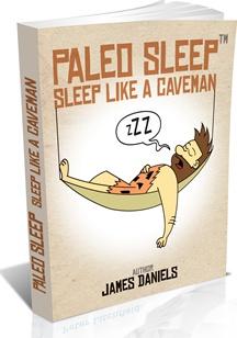 Ebook cover: Paleo Sleep
