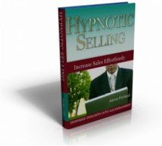 Ebook cover: Hypnotic Selling