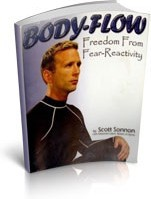 Ebook cover: Body-Flow: Freedom From Fear-Reactivity