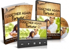 Ebook cover: Together Forever Again