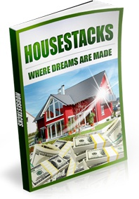 Ebook cover: HouseStacks Where Dreams Are Made