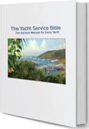 Ebook cover: The Yacht Service Bible
