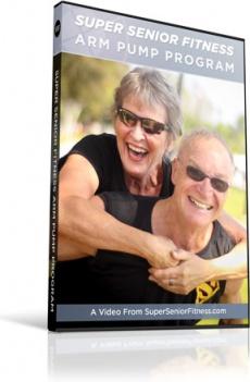Ebook cover: Super Senior Arm Pump