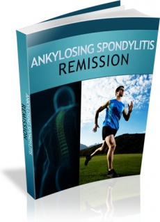 Ebook cover: Ankylosing Spondylitis Remission
