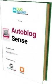 Ebook cover: Autoblog Sense