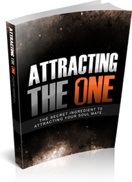 Ebook cover: Attracting The One